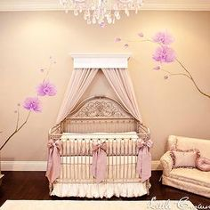 Little Crown Interiors - nurseries -