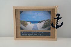 """Ocean View é um quadro decorativo da ArteNatis com o tema """"Oceano""""."""