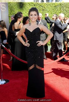 Ana Golja The Creative Arts Emmy 2014 arrivals http://icelebz.com/events/the_creative_arts_emmy_2014_arrivals/photo7.html