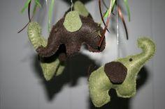 Flying Elephants Mobile | DIY Show Off ™ - DIY Decorating and Home Improvement Blog