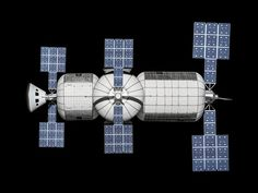 This Expandable Structure Could Become the Future of Living in Space | Science | Smithsonian