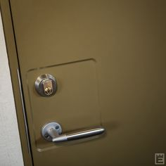 Ytterdörr Plain 109 i grönt. #Ekstrands #ytterdörr #ytterdörrar #Plain109 #dörr #dörrar
