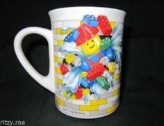 Lego Coffee Cup Mug