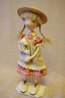 NKALE :-) В каждой игрушке сердце: Авторские игрушки