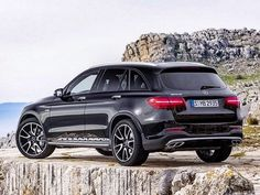 All-new 2017 Mercedes GLC 43 AMG.
