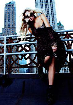 Alexandra Richards Photo Shoot   StyleCaster.com