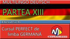Cursul PERFECT A1   30 de minute de GERMANA   Mini curs pentru incepator...
