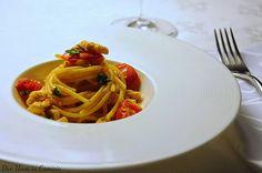 Spaghetti con Ragù di Gallinella di Mare