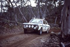 https://flic.kr/p/ngLdsG | Ford Cortina Lotus (Clark/Anderson) London-Sydney Marathon 1968 | Roger Clark had set the pace across Asia in his works Cortina Lotus and was in first place in Bombay. But in Australia the pounding took its toll as he had engine, then differential and suspension problems. He finished in 10th place. It is interesting that when Ford entered the London to Mexico World Cup Rally two years later, this time in Escorts, they used pushrod engines rather than the more…