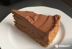 Párperces csokis-nutellás sajttorta | NOSALTY Sweet Recipes, Cake Recipes, Salty Snacks, Kaja, Cake Cookies, Nutella, Good Food, Sweets, Food And Drink