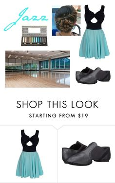 """""""Jazz"""" by unicornpoop205 ❤ liked on Polyvore featuring Capezio"""