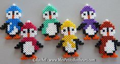 bricolage-hiver-perles-hama-les-pingouins