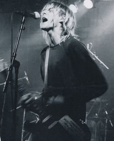 I'm always in pain, and that adds to the anger in our music. -Kurt Cobain