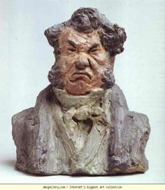 Laurent Cunin, Also Called Cunin-Gridaine, Deputy and Peer of France, Honore Daumier Medium: clay. Honore Daumier, Face Sketch, Social Art, Free Art Prints, Reproduction, Art Database, Wood Engraving, French Art, Figure Drawing