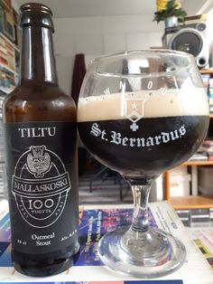Kari is drinking a Tiltu Oatmeal Stout by Mallaskoski Brewery on Untappd Beer Brewery, Cookies Policy, Beer Bottle, Finland, Drinking, Oatmeal, The Oatmeal, Beverage, Drink