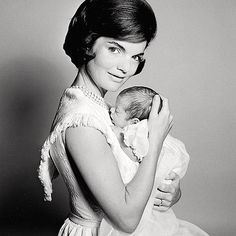 Jackie Kennedy  I just love this pic.