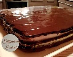Tiramisu, Dessert Recipes, Cooking Recipes, Pudding, Sweets, Cake, Ethnic Recipes, Food, Garden