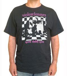 violent femmes tshirt