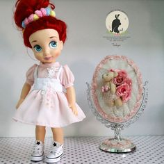 """Doll clothes for Disney animator doll 16"""""""
