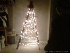 Redneck Christmas Tree Redneck Christmas, Redneck Party, Rednecks, Christmas Trees, Engineering, Holidays, Holiday Decor, Creative, Life