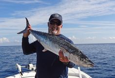 Capt. Troy with a Florida Keys King www.reelh2o.com