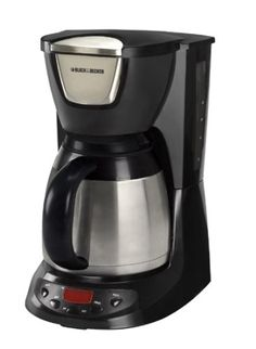 Taza Térmica Jarra Decker Comprar Carafe Coffeemaker Black 038 Stainless