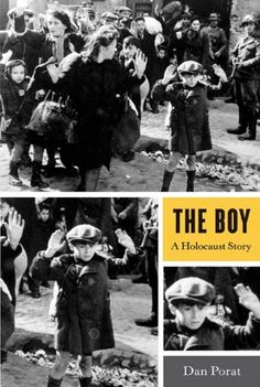 The Boy: A Holocaust Story  -- Hardcover (272 pages), paperback, kindle -- A child, arms high in the air. A moment captured on film, arguably the most recognizable photograph of the Holocaust. This book unpacks this split second that was immortalized on film and unravels the stories of the individuals associated with it. #WWII #History