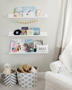 From Roses to Onesies: Sean Lowe and Catherine Guidici's Perfect Nursery from Wayfair. With comfortable layers, clean lines and an eclectic touch, this neutral nursery is a dream come true for the happy couple.