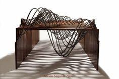 adrien segal : art.design.furniture: Tidal Datum Tables