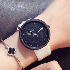 >> Click to Buy << GIMTO New Women Leather Bracelet Watches Fashion Casual Women Quartz Watch Ladies Watches Top Brand Luxury Clock bayan kol saati #Affiliate