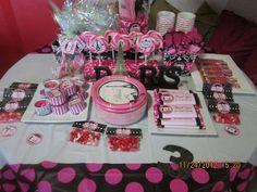 GENESIS' 3RD BIRTHDAY | CatchMyParty.com