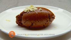 The perfect… Chocolate mousse - 3 ways | MasterChef Australia