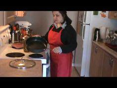 How to make Lasagna with English subtitles part 1طريقة عمل لازانيا بالفرن