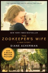 The Zookeeper's Wife: A War Story, by Diane Ackerman.  A true story in which the keepers of the Warsaw Zoo saved hundreds of people from Nazi hands.