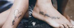 Tattoo delicada - tattoo feminina