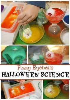 Enjoy fine motor practice with more than 20 Halloween fine motor skills activities for kids! Strengthen little hands and fingers with fun fine motor play! Halloween Science, Halloween Eyeballs, Halloween Activities For Kids, Theme Halloween, Halloween Kids, Preschool Halloween Party, Halloween Crafts, Happy Halloween, Preschool Science
