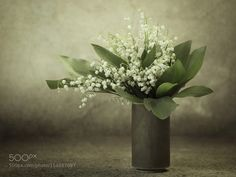 bunch of lilies of the valley by IwonaCzubek