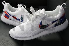 University of Florida Gators Nike Roshe One Run by NYCustoms