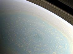 Hurricane of Saturn.