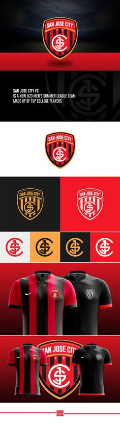 Football Club Branding and Jerseys: 50 Awesome Designs for Inspiration Brand Design, Logo Design, Graphic Design, Brand Icon, Creative Coffee, School Logo, Sports Logos, Coffee Branding, Brand Identity