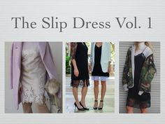 THE PERFECT DRESS IS THE SLIP DRESS Trends, Dresses, Vestidos, Dress, Gown, Outfits, Beauty Trends, Dressy Outfits