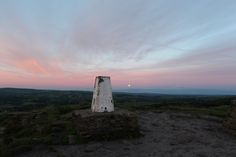 Summer Solstice from Bosley Cloud 2016