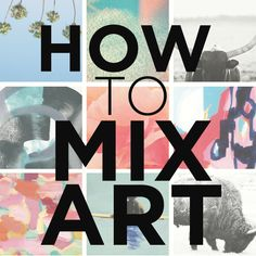 6 tricks that will help you figure out how to mix different styles of art in your home.