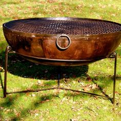 Indian Kadai Fire Bowl (120cm)