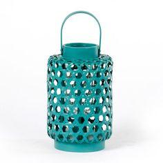 Sea blue lantern