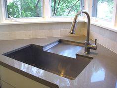 Black Corner Kitchen Sink : area for corner sinks genius corner sink kitchen kitchen reno kitchen ...