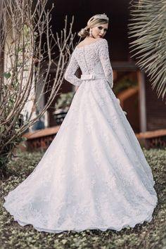 Vestido de noiva: veja o modelo ideal para cada tipo de corpo | Roberta Pasqualatto