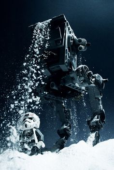 Fantastic LEGO Star Wars picture