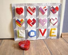 The Ultimate List of 44 Valentine's Day Quilting Patterns