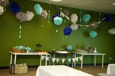 Great idea for adoption baby shower...hint...hint...